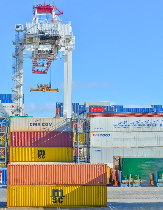 container part worldwide
