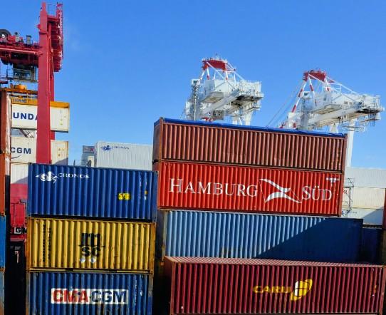 container parts aarhus