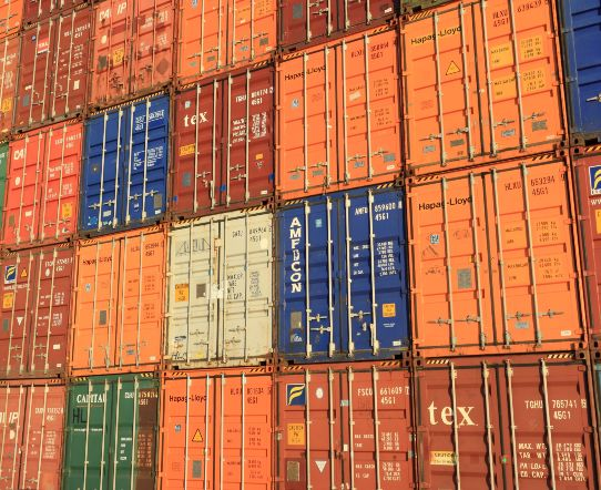 Container parts worldwide